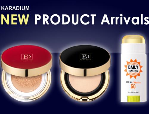 Korean Cosmetic Popular Brand- Karadium NEW Item Arrival